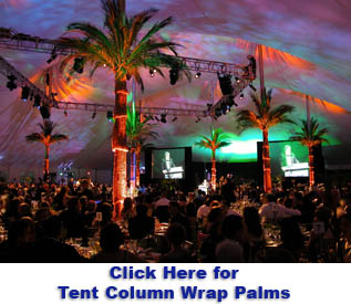 Artificial Palm Trees Tiki Huts Custom Made Palm Trees
