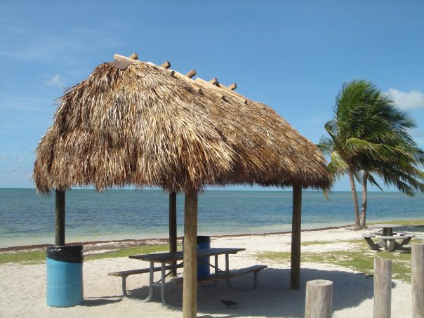 image of a Tiki Hut