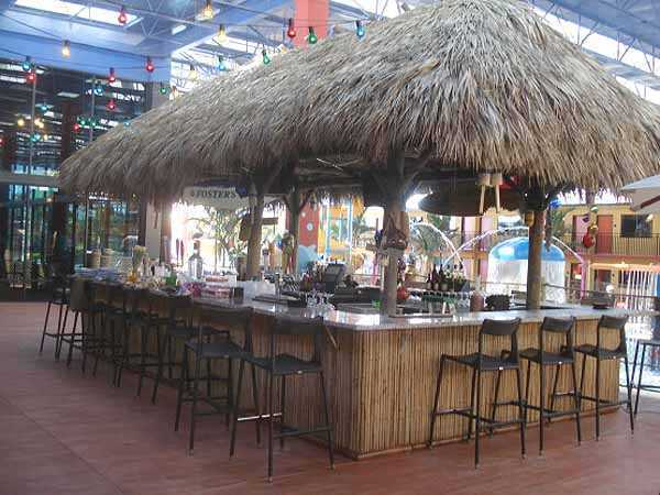 image of a Tiki Bar