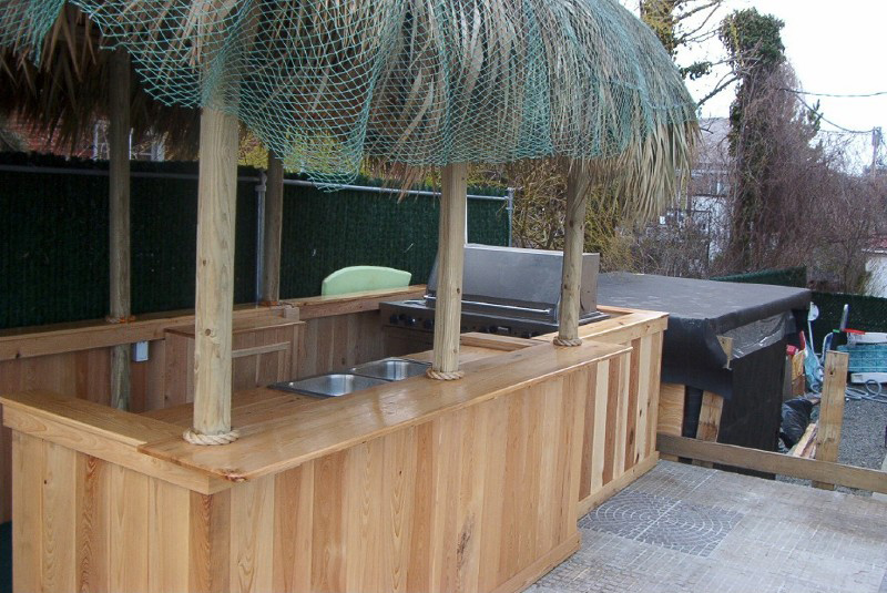 Custom Made Palm Trees Economical Tiki Huts Amp Bars